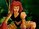 Tigra Avengers