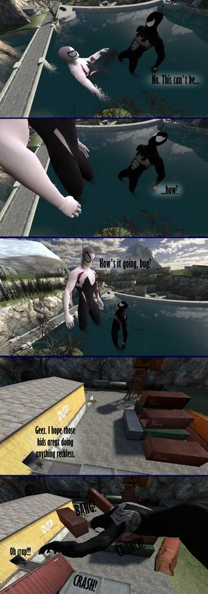 Giant Spider Battle  Part 17  Request  By Gmodspid