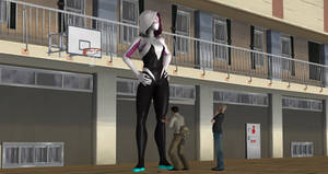 Spider Gwen- Tall Story Chapter 3