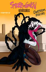 Spider Gwen- Outbreak CH 5:GWENOM RISING