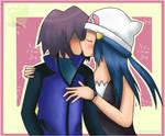 Ikarishipping-Kissing
