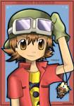 Takuya-Digimon Frontier