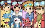 Digimon Boys