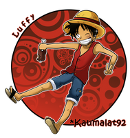 ::Luffy:: by Km92