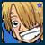 Free Sanji icon by Km92