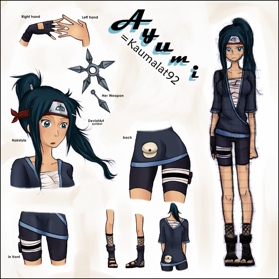 Naruto online clothing