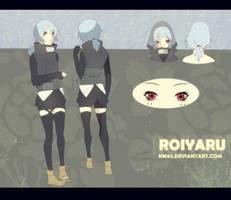 Reference sheet: Roiyaru by Km92