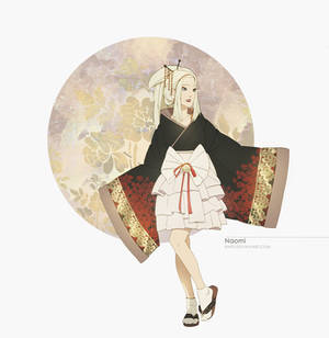 Kimono princess Naomi