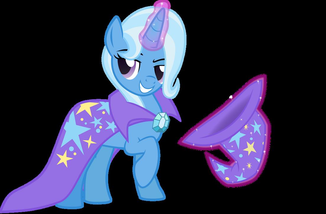 Devious Trixie by 20pixels