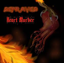 Cover-Art: Depraved - Heart Murder by RavenFeatherAngel
