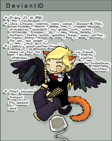 RavenFeatherAngel's Profile Picture