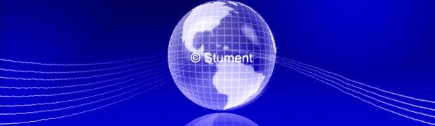 Globe Banner by Stument