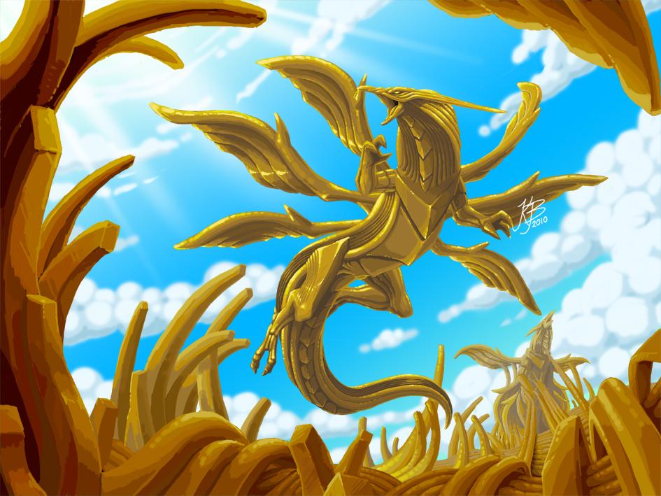 Prime Material Dragon