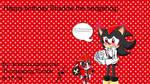 Happy birthday Shadow!! by knockoutandsonic