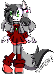 Art trade with theauraflamelovercat