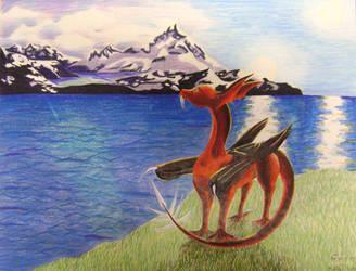 Agrings of Nyra by Moundfreek