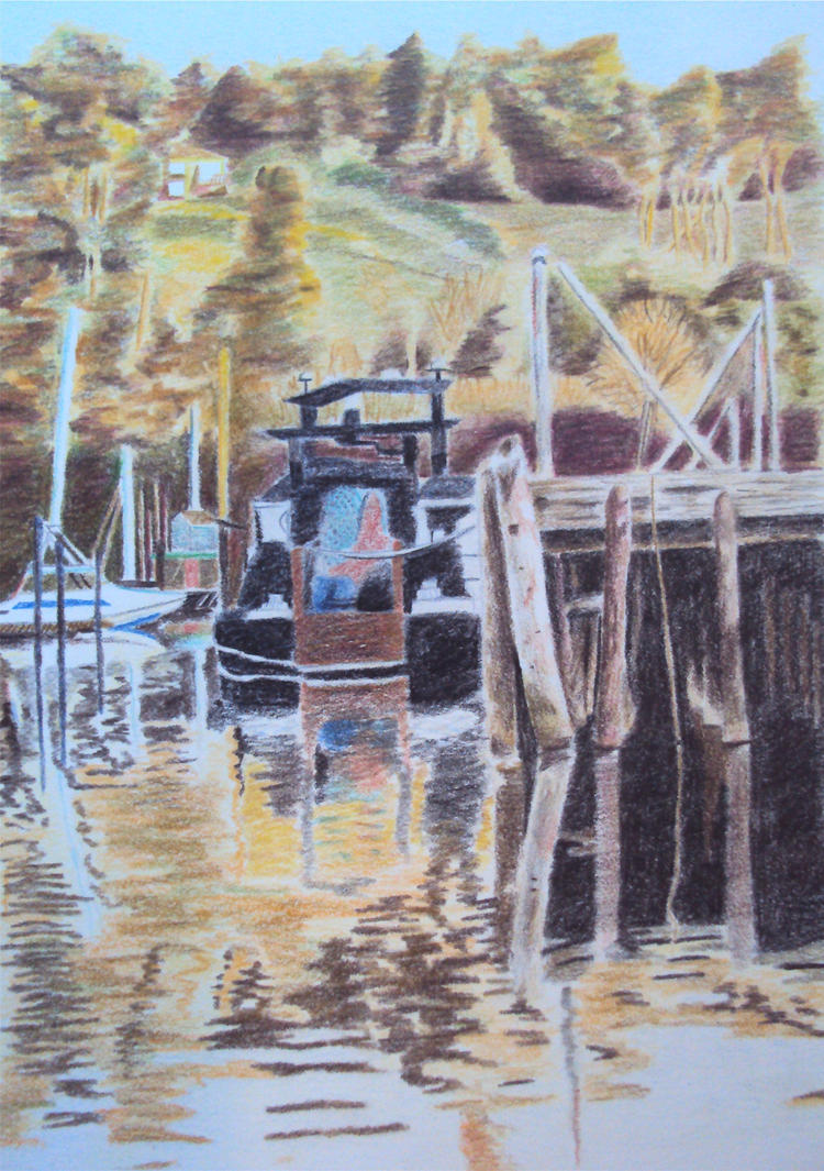 Fort bragg boats by moundfreek on deviantart for Fort bragg fishing charters