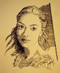 Les Miserables Logo -- Cosette