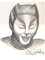 Cassandra by Moundfreek