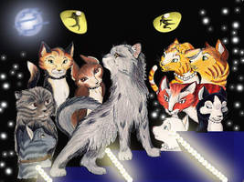 CATS by Moundfreek