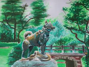 Balto of Central Park