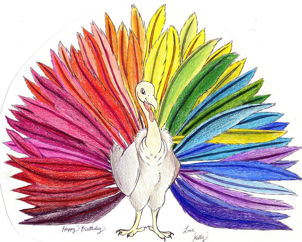 Turkey Rainbow