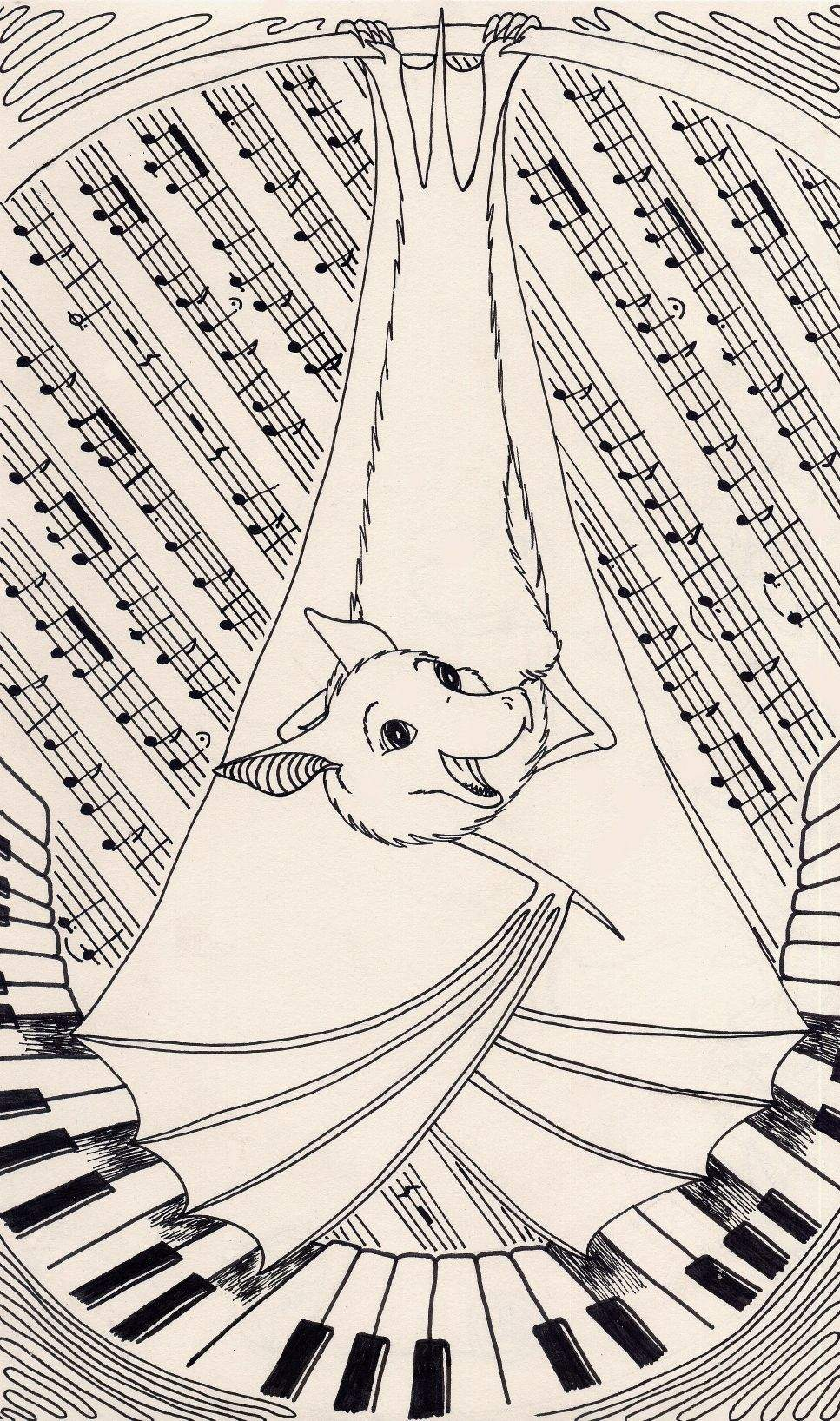 Piano Bat
