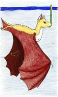 Scuba Bat by Moundfreek