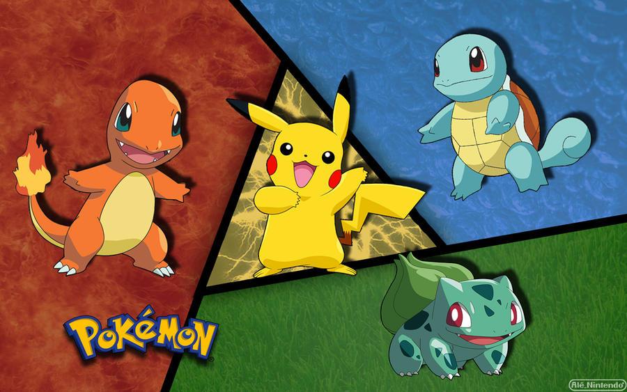 how to choose bubbasaur pokemon
