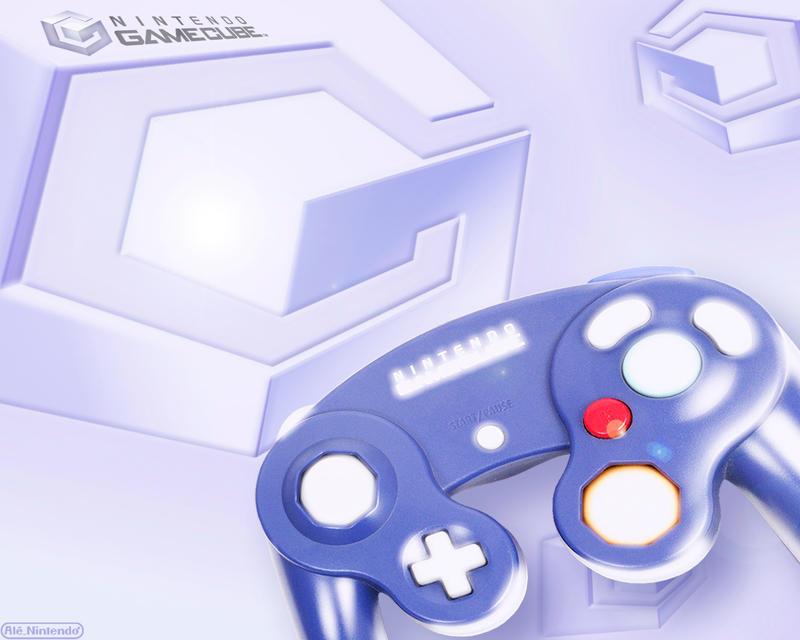GameCube Controller by AleNintendo on deviantART