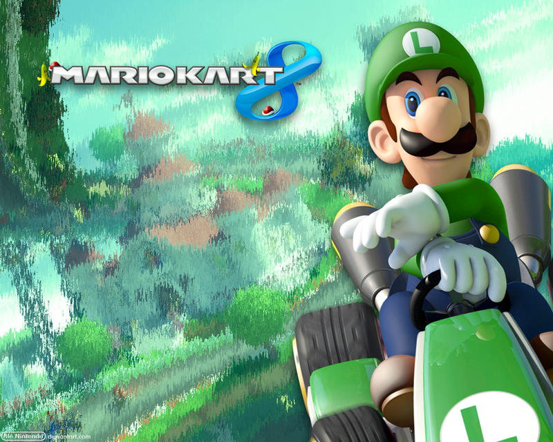 Wiiu Com Game : Mario kart luigi box by alenintendo on deviantart