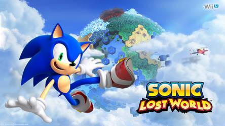 Sonic Lost World (Sky) - Wide