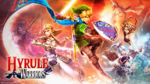 Hyrule Warriors (Battle) - Wide