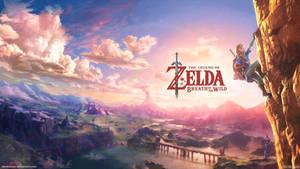 Zelda: Breath of the Wild (Climb)