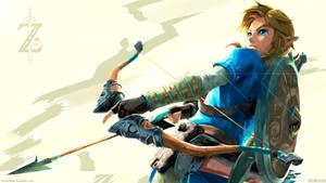 Zelda Breath of the Wild (Archer)
