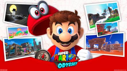 Super Mario Odyssey (World)