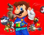 Super Mario Odyssey Possession (R) - Box by AleNintendo
