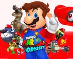 Super Mario Odyssey Possession (W_R) - Box by AleNintendo