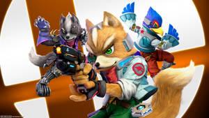 Smash Ultimate StarFox Team