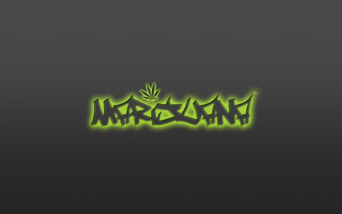 Marijuana Logo by luckystar-designs
