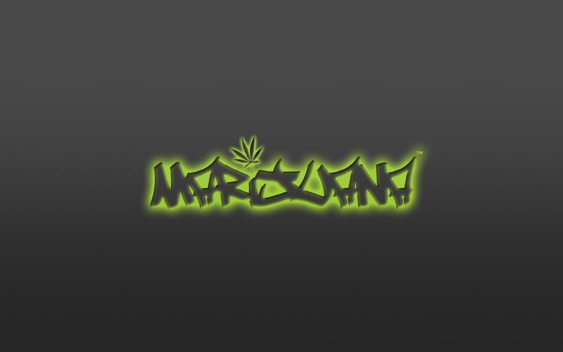 Marijuana Logo by luckystar-designs