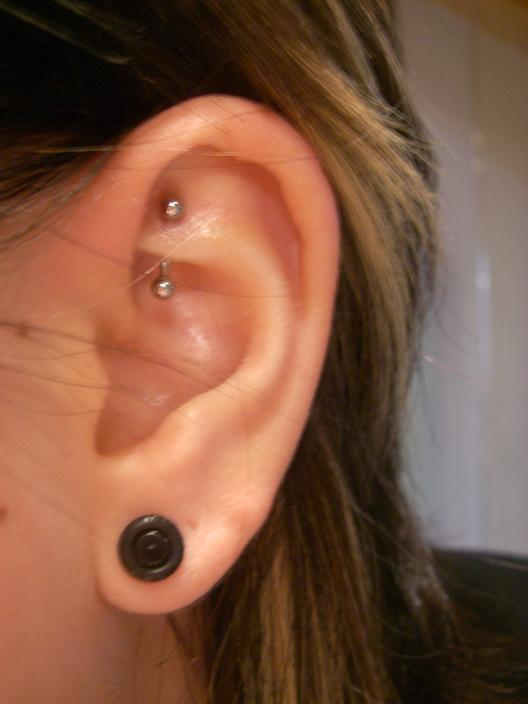 ear piercing rook - photo #12