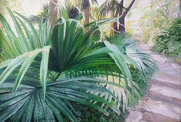 lawrance garden by bushrra