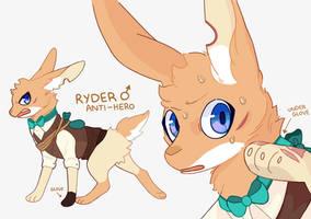Ryder by maggotsquids