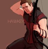 HAWKEYE by fatalis-unus