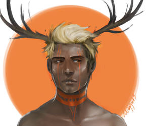 oh deer by fatalis-unus