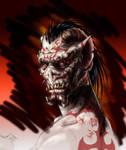 Demon Quick sketch