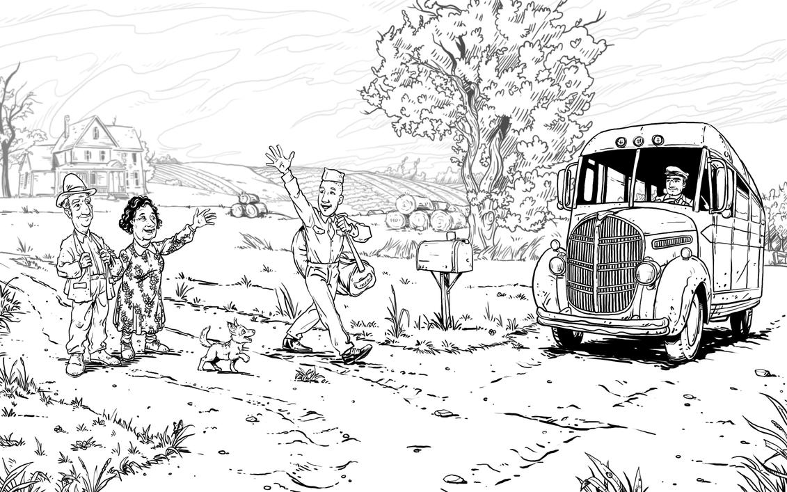 Illustration01 Final by D-Cranford