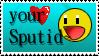 Sputid stamp by Neko-luvz