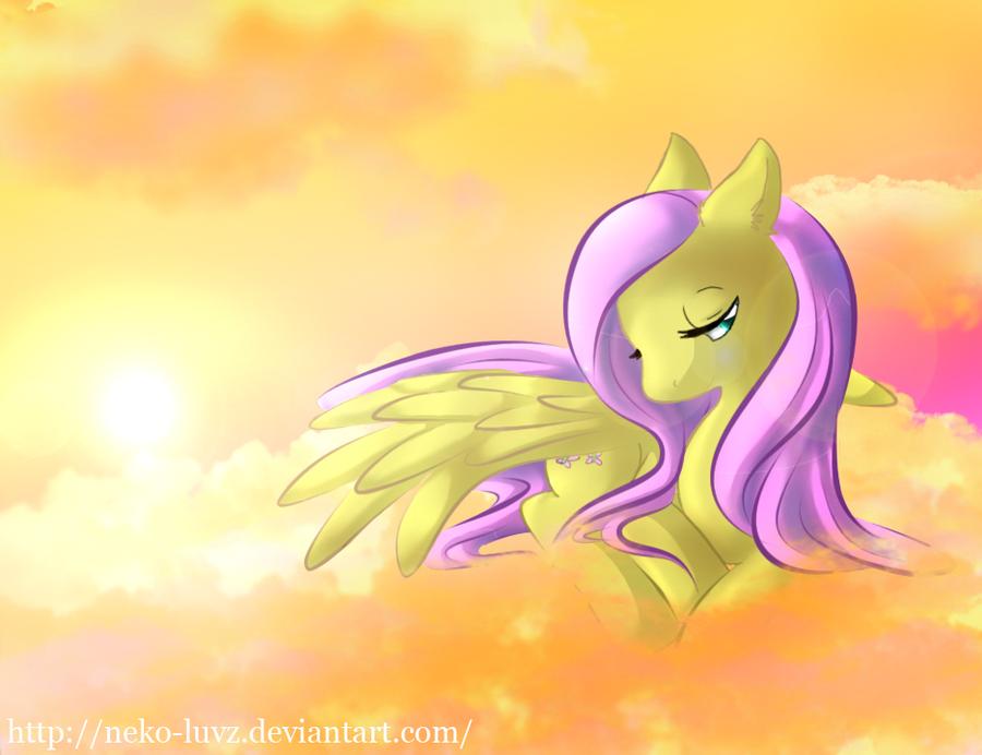 Fluttershy by Neko-luvz
